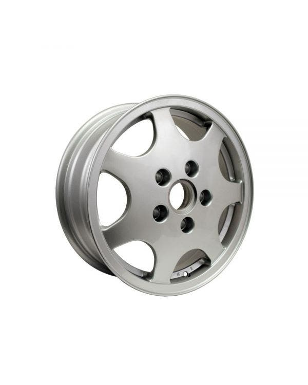 Design 90 Wheel 6Jx16'' ET51.3 Silver 5x130 PCD
