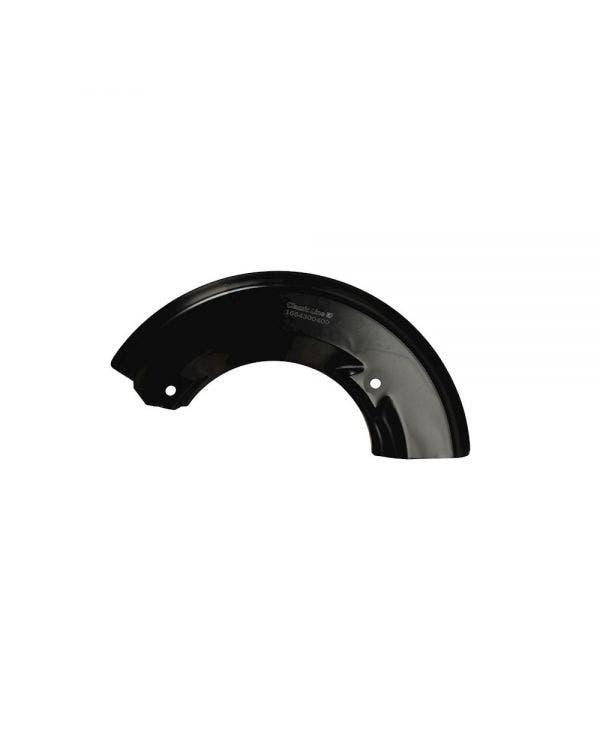 Brake Disc Backing Plate Rear Left Upper/Right Lower
