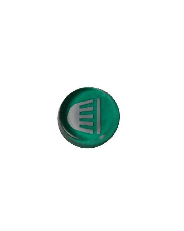 Cap with Symbol for Fog Headlight Switch