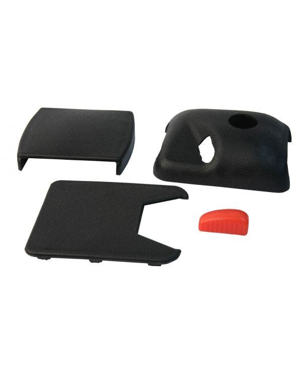 Seat Belt Receptacle Cover Kit Left