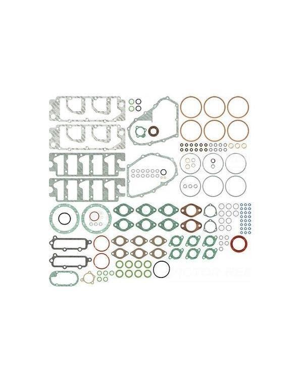 Engine Gasket Set, 2.2 with Zenith Carburettor