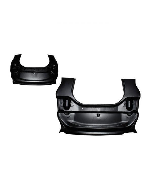 Panel de suelo delantero con soporte suspensión