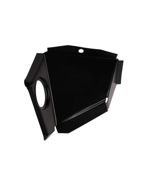 Battery Tray Support Panel