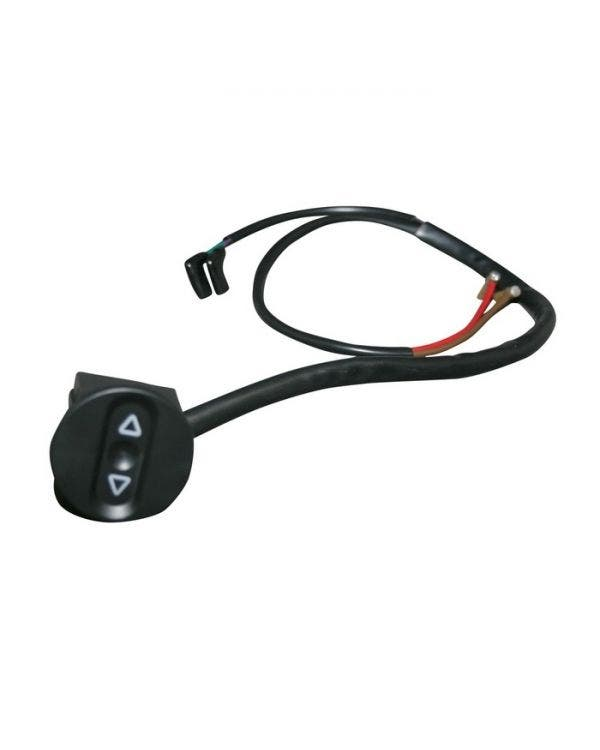 2 Way Seat Adjustment Switch in Black