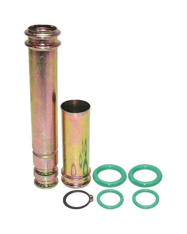 Collapsible Oil Return Tube