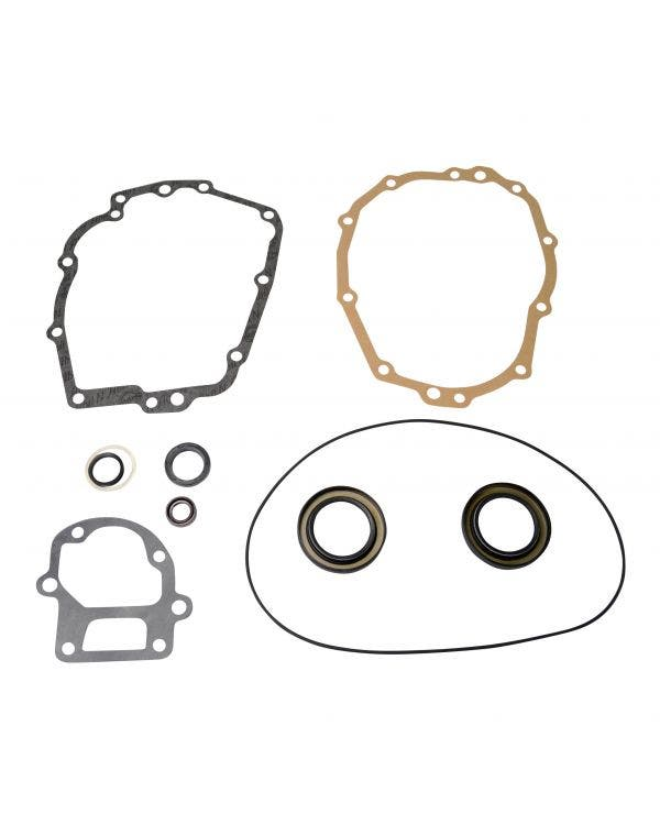 Gearbox Gasket Set, Turbo Models with 4 Speed Gearbox