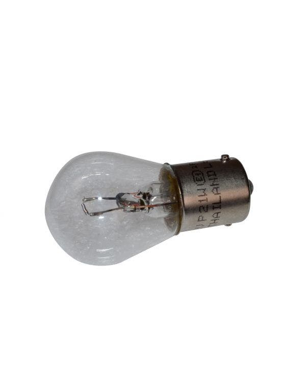 Bulb 12V 21W Single Element with BA15S Contact