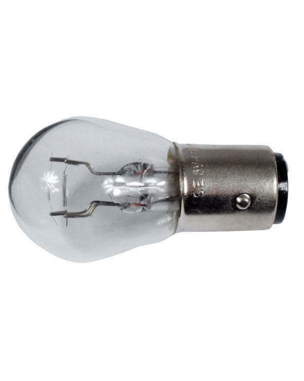 Bulb 384 P21 6V 21/5W Double Element With BAY15D Contact