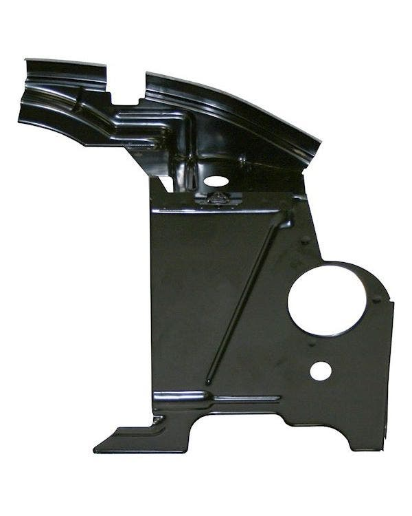 Engine Cover with Power Steering Right