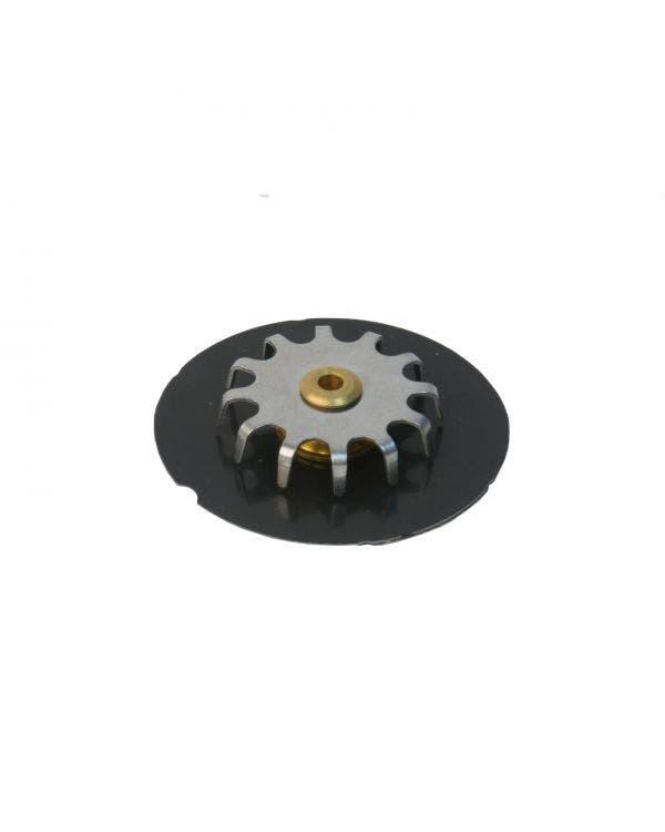 Anti Vibrations Dämpfungsblech Bremsbelag 44mm