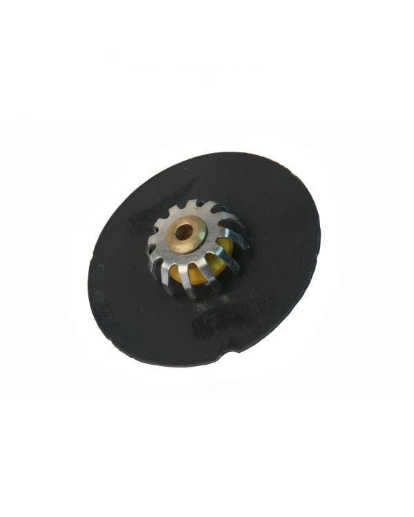 Anti Vibrations Dämpfungsblech Bremsbelag 34mm