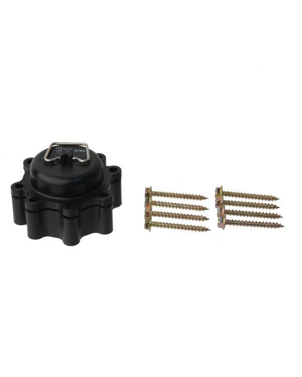 Bleeder Valve for the Engine Coolant Expansion Tank