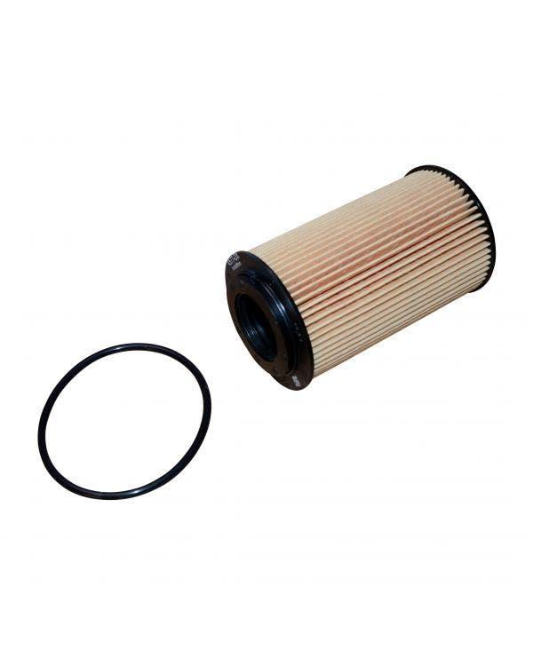 Elemento filtro de aceite