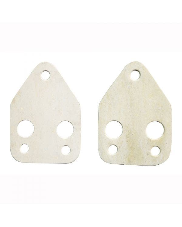 Gasket for Oil Cooler Block-Off or Bypass (Pair)