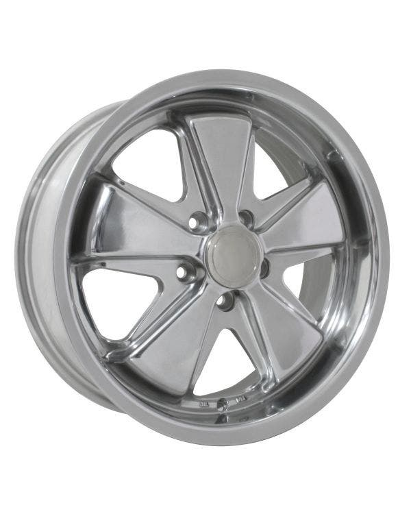 SSP Fooks Alloy Wheel with Fully Polished Finish 7Jx17'' 5x112 PCD ET40