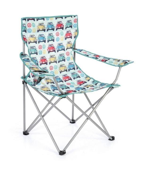 Camping-Stuhl, Käfer