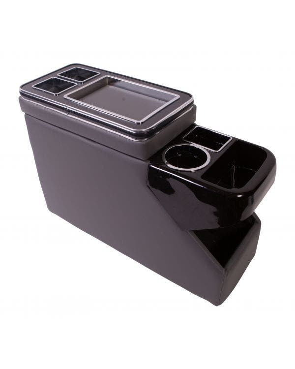 Centre Console Storage Box - Grey