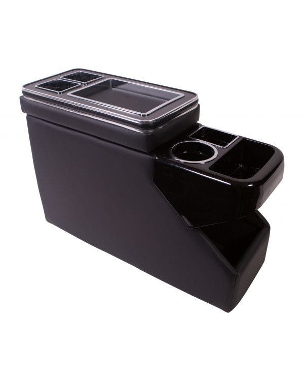 Centre Console Storage Box - Black