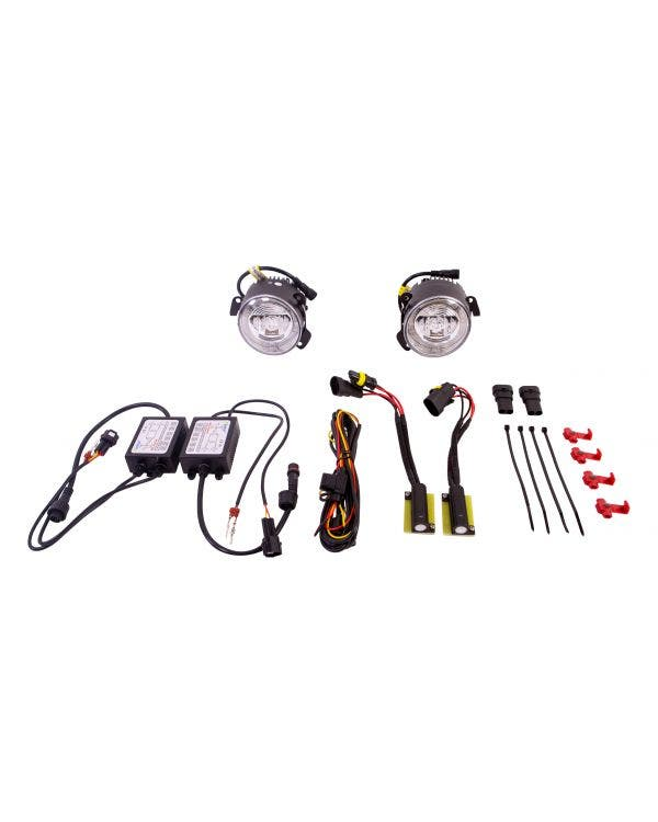 LED Fog and Daytime Running Light Kit