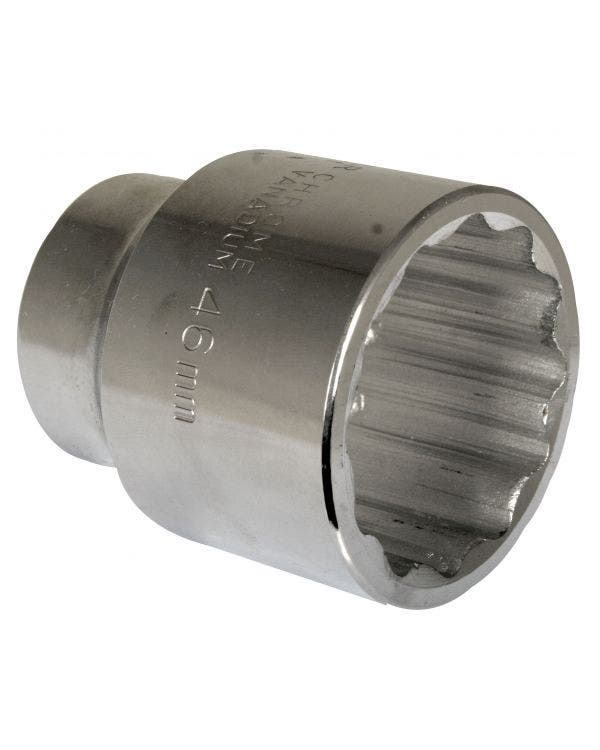 46mm Socket with 3/4 Inch Drive