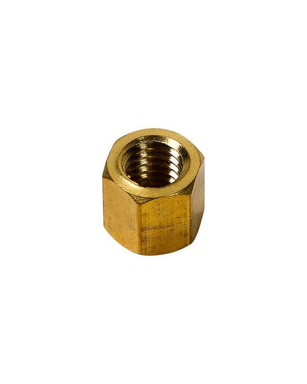 Brass Manifold Nut M8 11mm Head