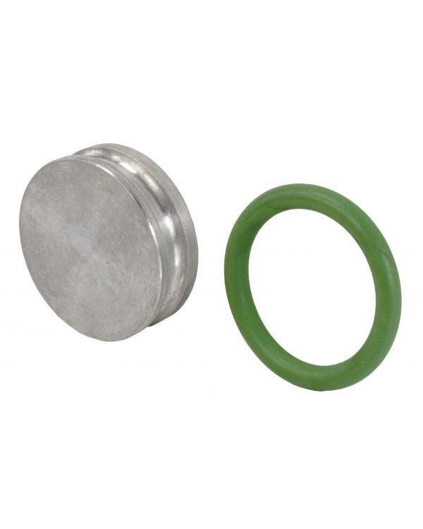 Billet Aluminium Cam Plug