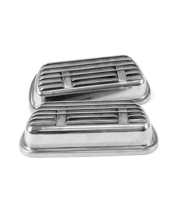 Rocker Cover Set Aluminium Clip-On