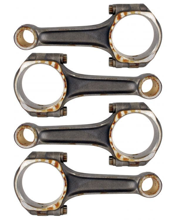 Scat Connecting Rod Set I-Beam VW Journal 5.5'' Length