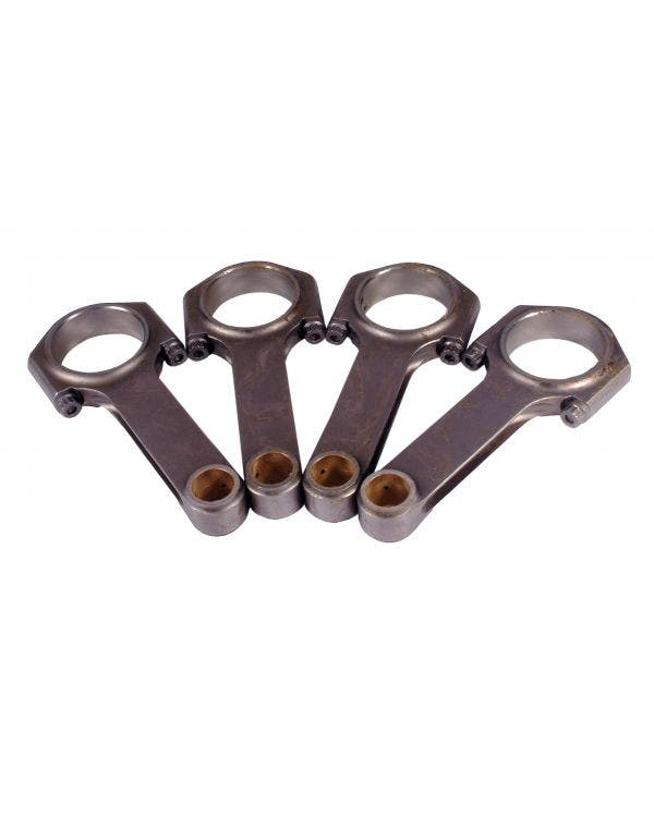 Scat Connecting Rod Set H-Beam Chevrolet Journal 5.5'' Length