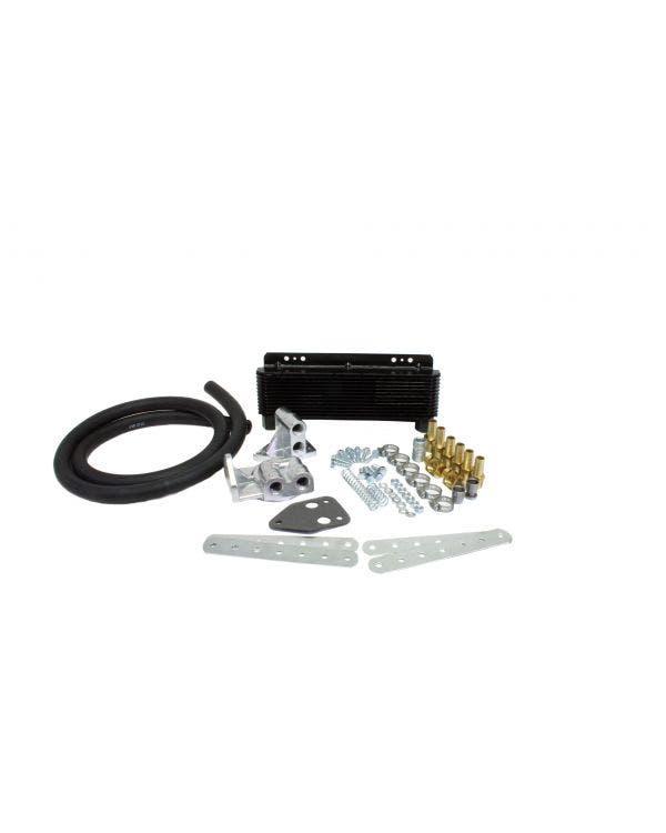 Oil Cooler Kit 24 Row Universal