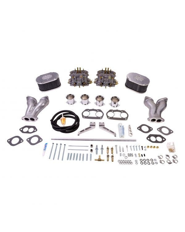 EMPI Dual-D 36mm Deluxe Carburettor Kit for Type 1 1600-1776cc Engines