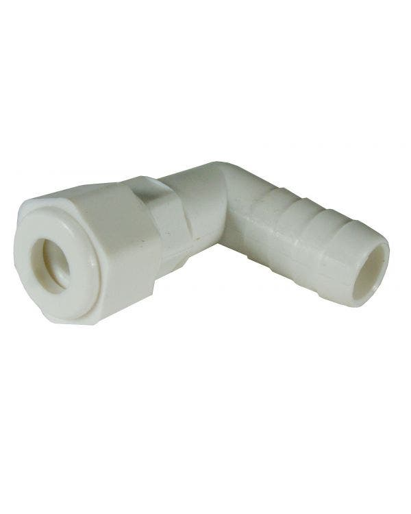 Air Filter Breather Connector 90 Degree Elbow