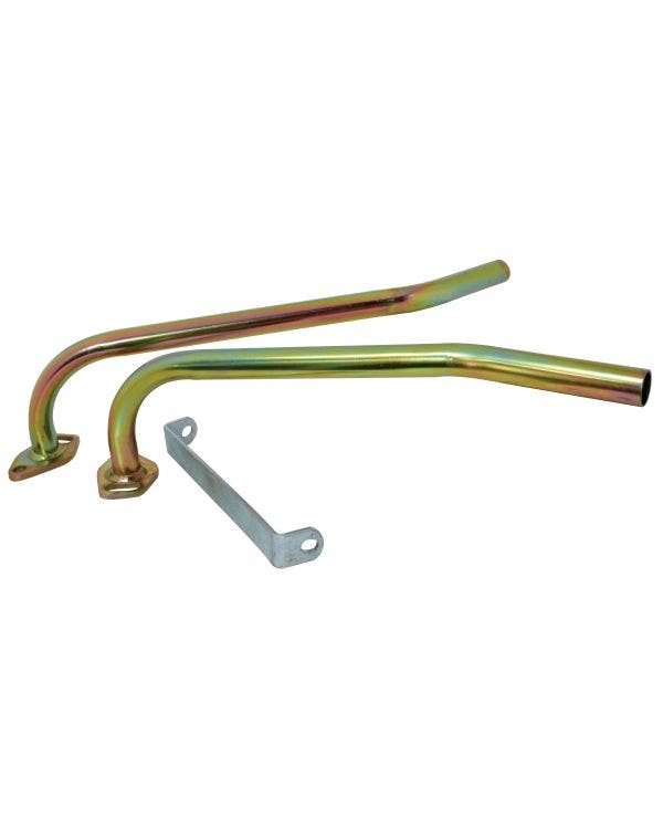 Pre Heat Tube Kit with Support Bracket