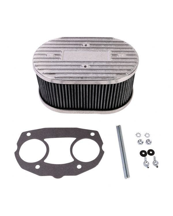 CB Performance IDF/DRLA 3 1/4'' Air Filter Assembly