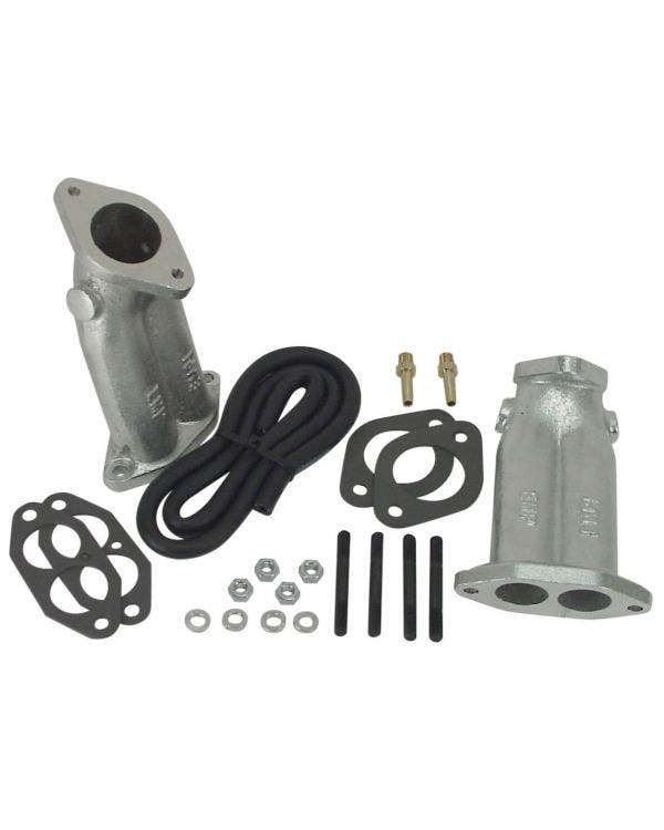 Inlet Manifold Kit for EMPI/Kadron Carburettors