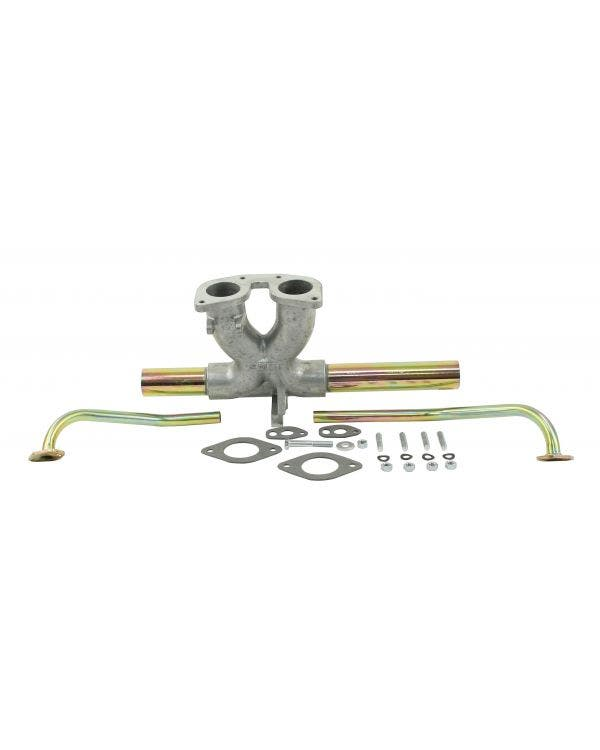 Inlet Manifold Kit for Single IDF/DRLA/HPMX