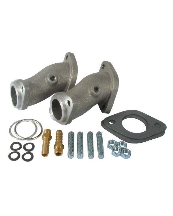 Single Port Inlet Manifold Kit for Weber ICT
