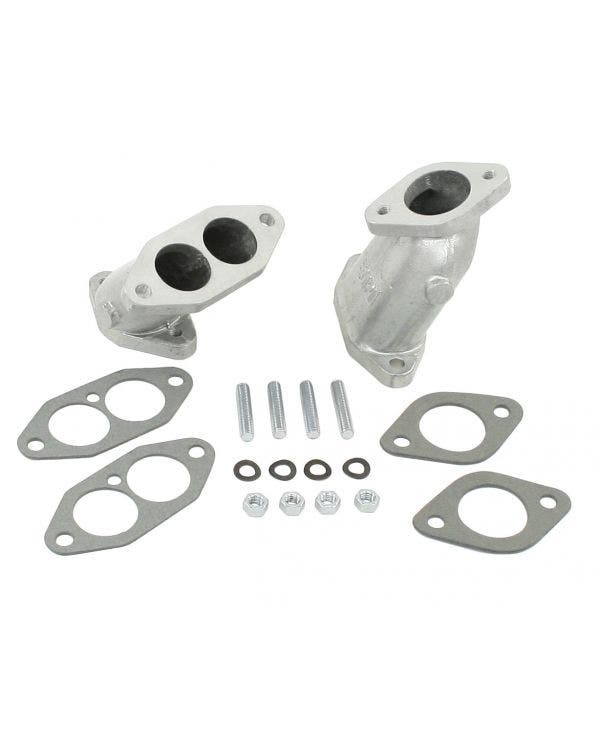 Twin Port Inlet Manifold Kit for Weber 34 ICT