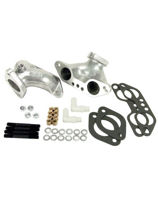 Inlet Manifolds for Kadron Carburettors 1700-2000 cc