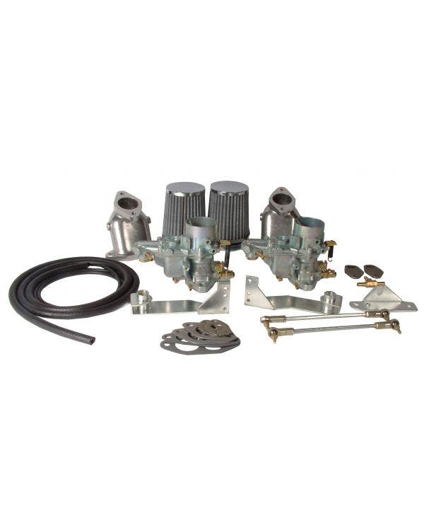 Carburettor Kit 34 EPC Twin Port