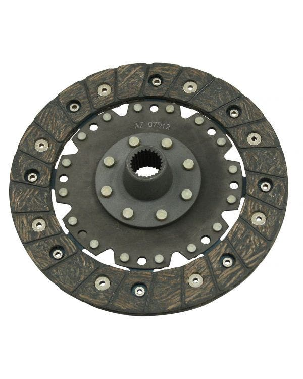 180mm Metal Woven Performance Clutch Disc