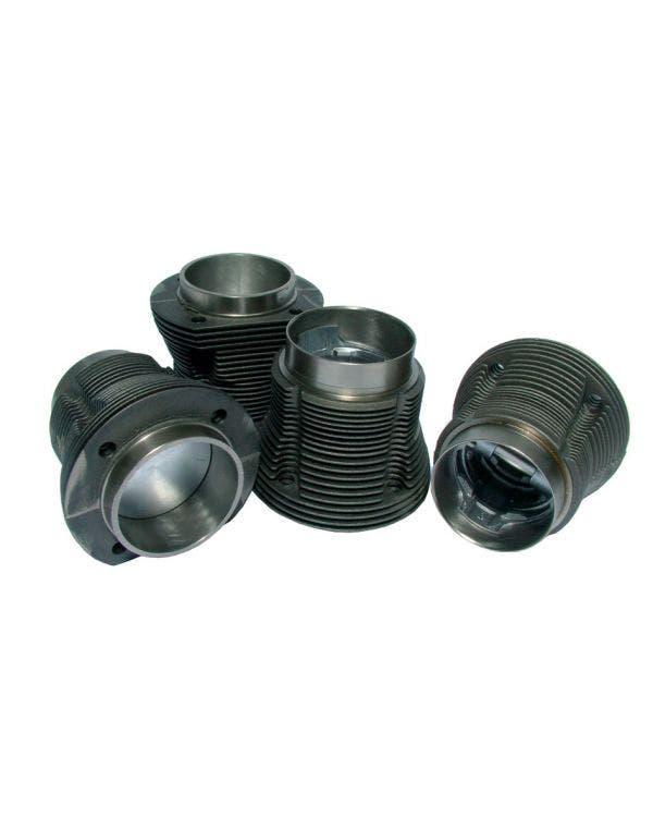 Barrel/pistons 1641cc Forged Set of 4, Mahle