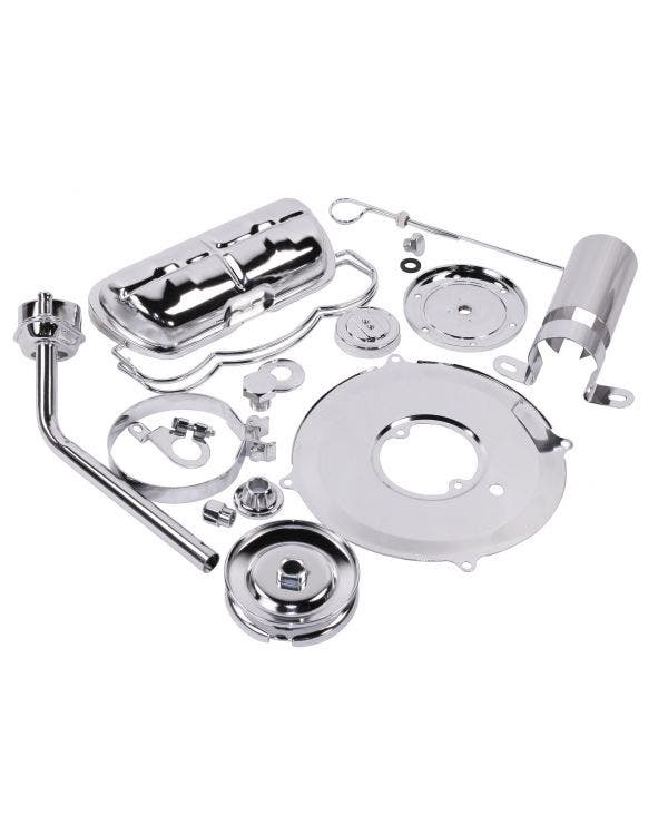 Engine Dress Up Kit Chrome