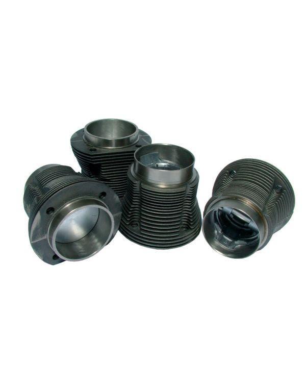 Barrel & Piston Kit, 1679cc, Cast, Bolt-on, 88x69mm