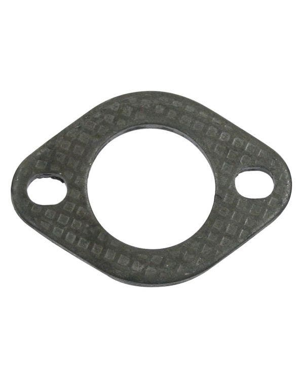 Steel Exhaust Flange 1 3/8'' Pair