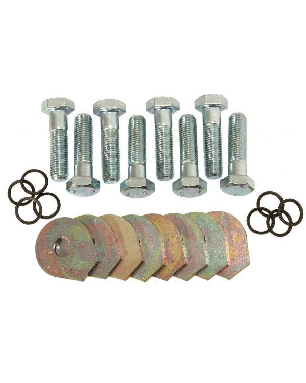 Front Axle Beam Mounting Kit