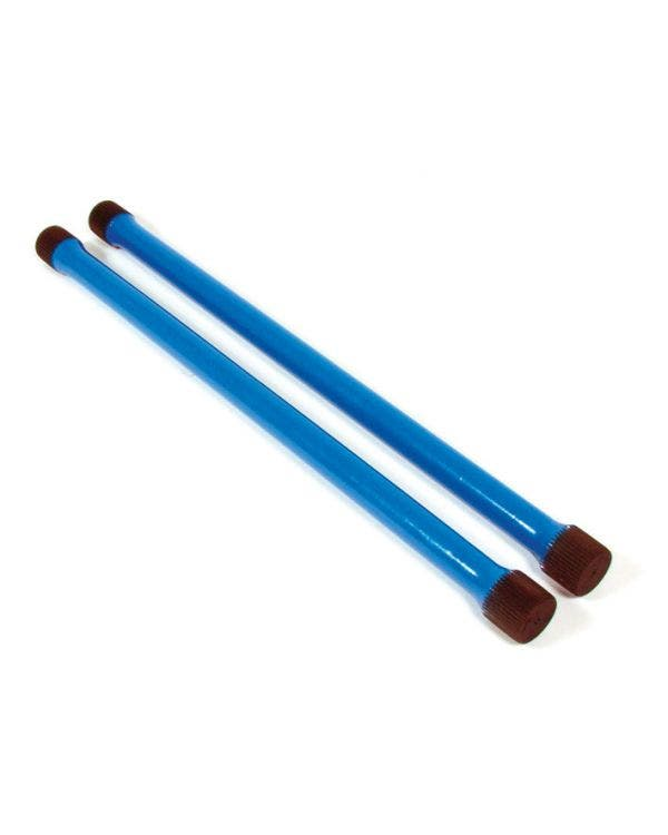 Rear Torsion Bars 21 3/4in -26mm Pair