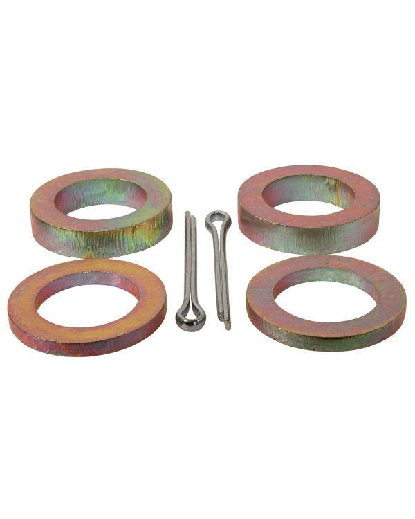 Four Stud To Wide Five Drum Spacer Kit