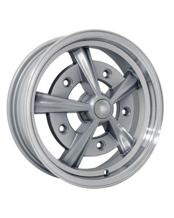 SSP Raider Alloy Wheel Silver 5Jx15'' with 5x205 Stud Pattern ET20