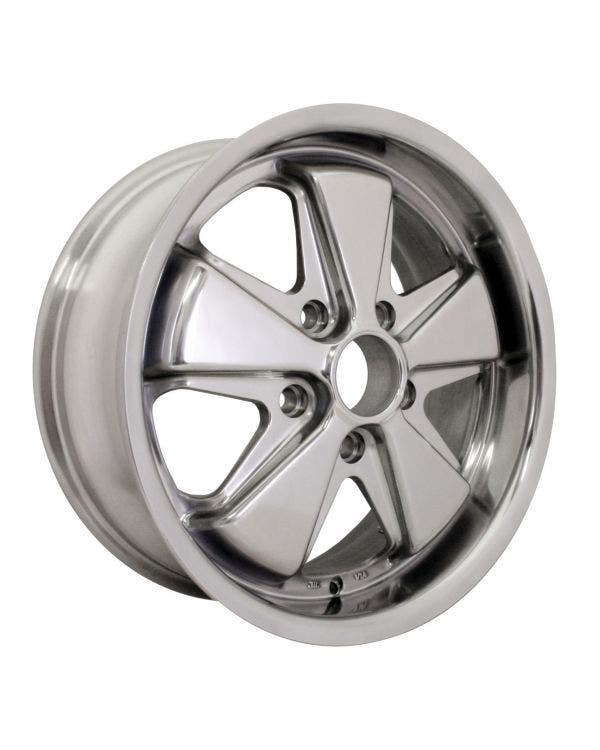 SSP Fooks Alloy Wheel Fully Polished 7Jx17'' with 5x130 Stud Pattern ET40
